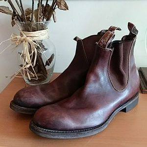 R.M. Williams Leather Boots Size 11